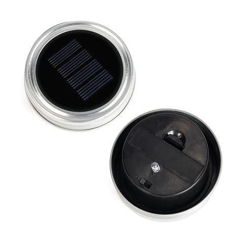 magnetic switch for led lighting 3 pack solar mason jar led light magnet on off switch wire