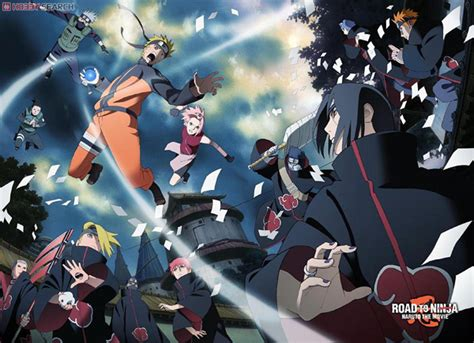 film naruto road to ninja le bluray du film animation naruto the movie road to ninja