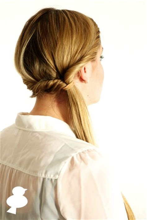 10 lovely ponytail hair ideas for hair easy doing 10 and easy back to school hairstyles