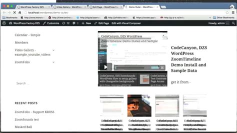 layout youtube wordpress codecanyon dzs video gallery wordpress how to setup