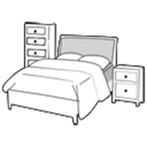 bedroom clipart black and white bedroom clipart picture bedroom gif png icon image