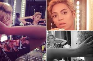 Beyonce trends on twitter after the debut of her new haircut beyonce