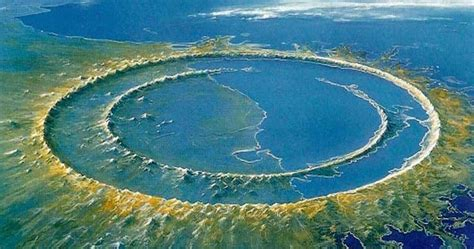 In Mexico Search Chicxulub Crater Images Search