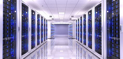 Rooms Design by Precise Temperature Control System For Your Server Room