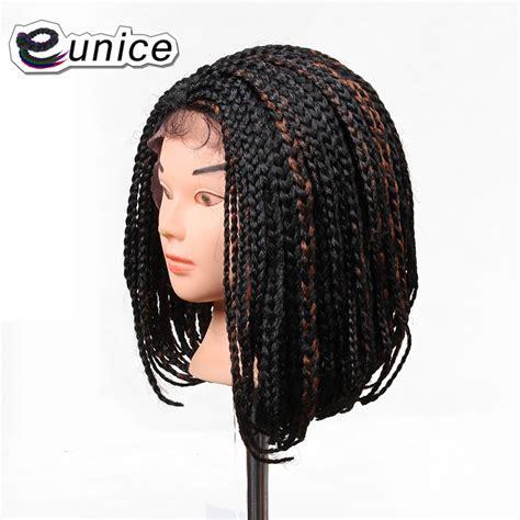 black men s medium braided wigs 14 short black bob wig cheap short synthetic wigs for