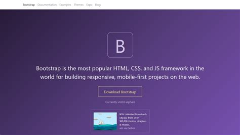 tutorial install bootstrap bootstrap 4 tutorial learn how to download install