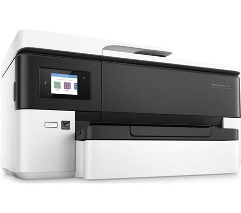 Printer A3 Wifi buy hp officejet pro 7720 all in one wireless a3 inkjet printer with fax free delivery currys