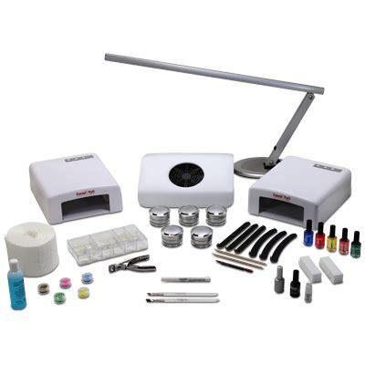küchenblock mit geräten nagelstudio set pro mit 2 uv ger 195 164 ten startersets
