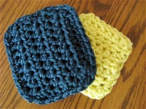 Kitchen Scrubbies by For The Holidays 13 Crocheted Scrubbies Sheri