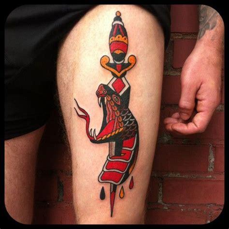 tattoo dagger pinterest 40 best snake and dagger tattoo images on pinterest