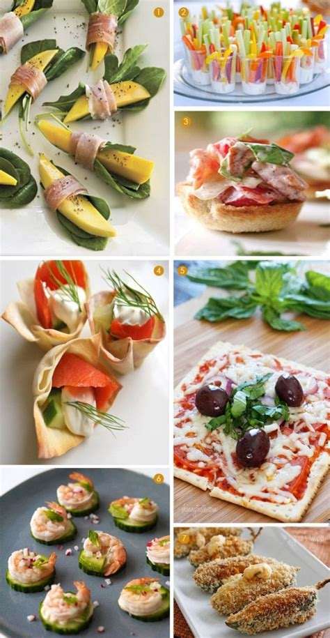 healthy mini beautiful appetizers