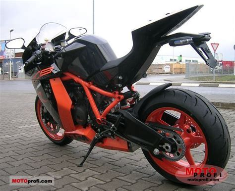 Ktm Rc8 Specifications Ktm 1190 Rc8 R 2011 Specs And Photos