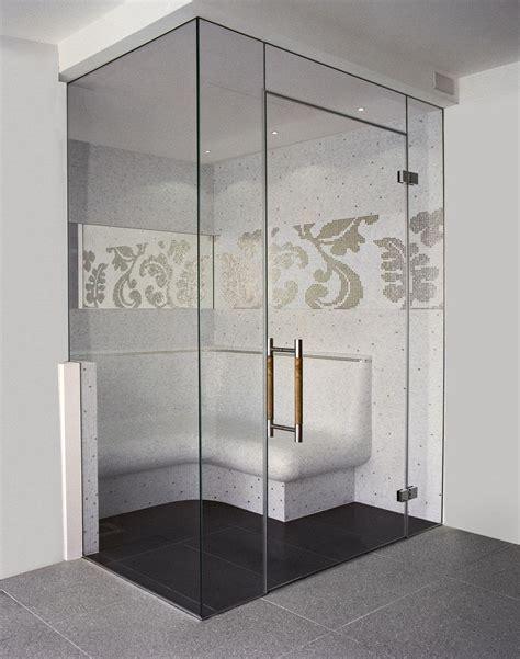 are steam rooms safe frameless glass steam rooms sauna screens glasstrends frameless shower doors