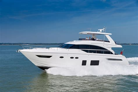 the princess boat princess 68 flybridge yacht princess motor yacht sales