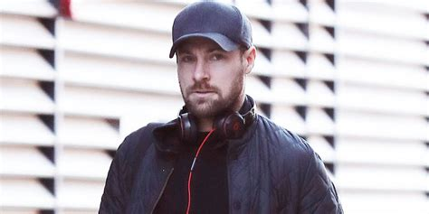 coronation rob donovan set to coronation killer rob donovan looks set to return as marc baylis is spotted back on set