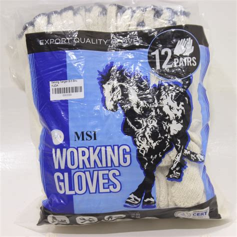 Sarung Tangan Karet Biru sarung tangan b 5 biru kuda 12pcs jawatimuronline
