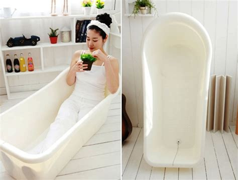 movable bathtub portable bathtub soaking for adult and kids if you need