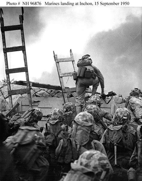 Korean War--The Inchon Invasion, September 1950
