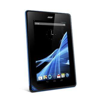 Hp Acer Android Jelly Bean acer 7 quot iconia b1 android 4 1 jelly bean 5 point touch tablet nt l15ek 001 ln50174 scan uk
