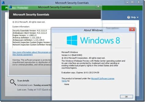 microsoft security essentials windows 7 free downloads