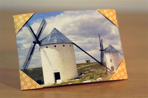 Photo Frame Origami - diy origami how to make a photo frame with paper