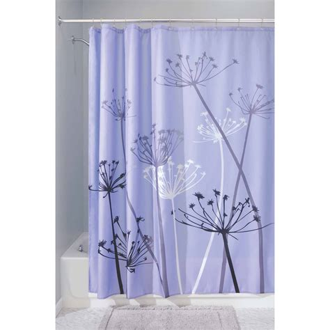 wal mart shower curtains interdesign allum shower curtain walmart com