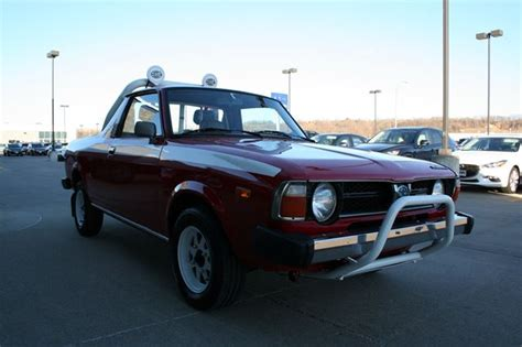 subaru sioux city 1979 subaru brat for sale sioux city iowa