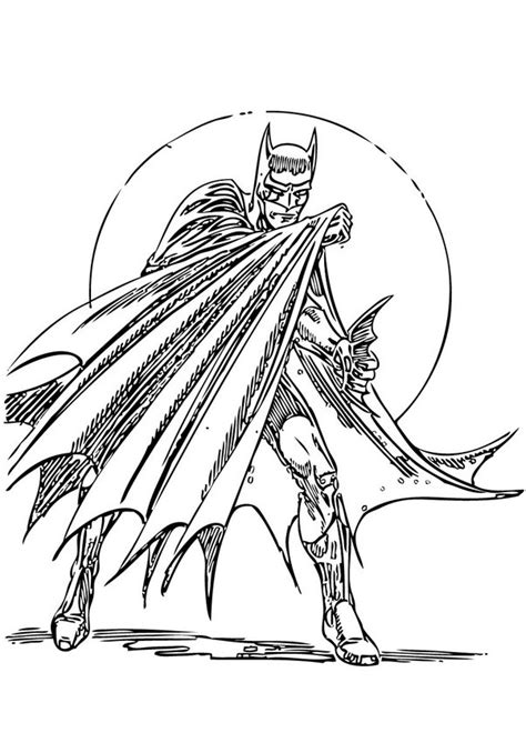 batman in action coloring pages hellokids com