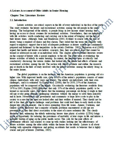 dissertation literature review writing literature review for dissertation
