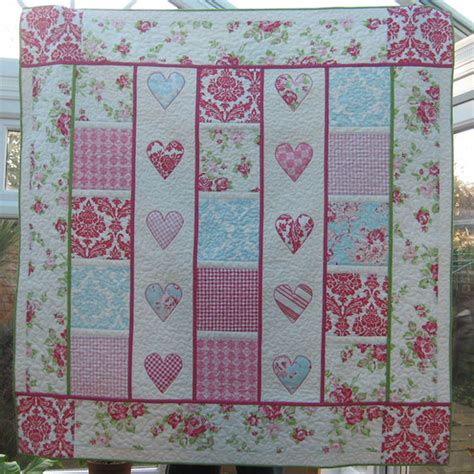 Patchwork Quilt Pattern - patterns for patchwork cot quilts my quilt pattern