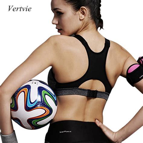 Bra Sorex Sports 01002 push up sport bra wanita breathable size m black