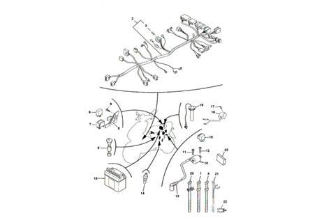 derbi senda wiring diagram wiring automotive wiring diagrams