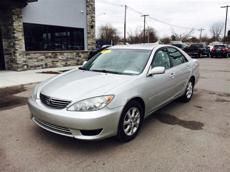 toyota camry 2005 price 2005 toyota camry xle v6 4dr sedan in evansville in best