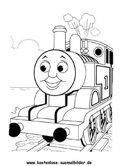 ausmalbilder malvorlagen thomas die kleine lokomotive