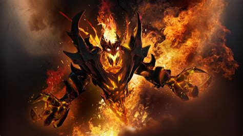 dota  shadow fiend wallpapers seni