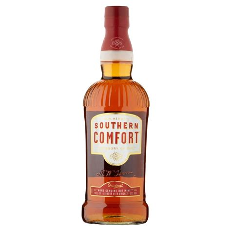 southern comfort peach liqueur southern comfort whiskey liqueur 70cl buy cheap price