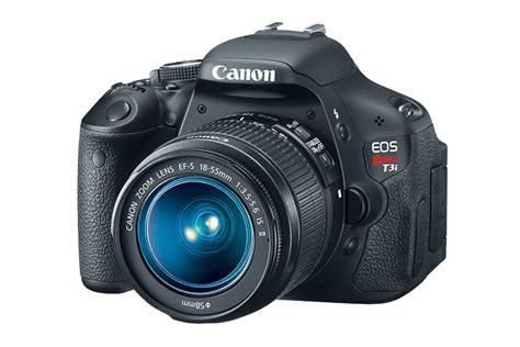 canon t3i dslr eos rebel t3i 18 55mm is ii lens kit