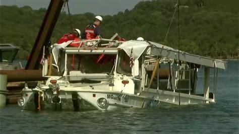 duck boat lawsuit 100 million lawsuit filed in deadly sinking of missouri