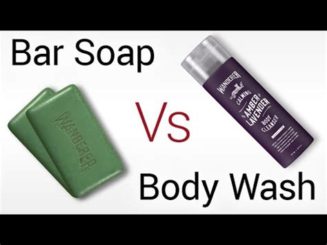 shoo and body soap bars bar soap vs body wash which is better for men truth