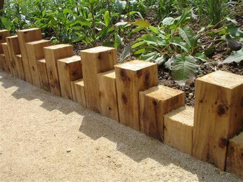 the 25 best railway sleepers garden ideas on