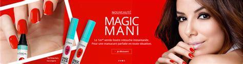 Magic L Ca by Magic Retouche Vernis L Oreal 231 A Marche Le Stylo