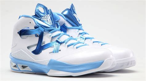 tar heels basketball shoes melo m9 carolina pe sole collector