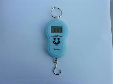Weiheng Portable Electronic Scale With Backlight Hitam weiheng electronic pocket scale a04l 40kg 10g 10kg 5g purchasing souring ecvv
