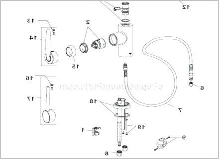 pegasus kitchen faucet parts pegasus shower faucet parts diagram best selling 187 villa