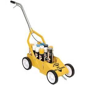 parking lot painting machine krylon spray paint aerosol paints