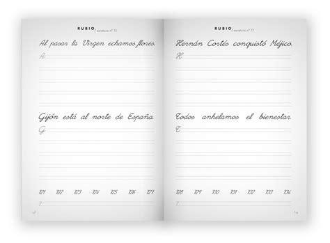 libro cuaderno de escritura 4 escritura 13 sexto primaria cuadernos rubio cuadernos rubio
