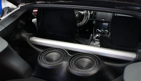 the best subwoofers here is the best subwoofer for nissan 350z 370z and how to