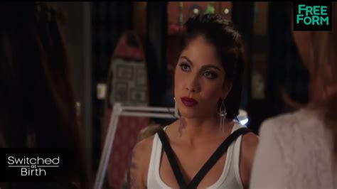 tattoo woman new tv show switched at birth season 5 episode 2 bay looks for a