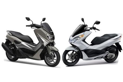 Bautmur Yamaha Nmax Terbaru beda harga yamaha nmax dengan honda pcx mencapai 12 juta pilih mana mesinbalap