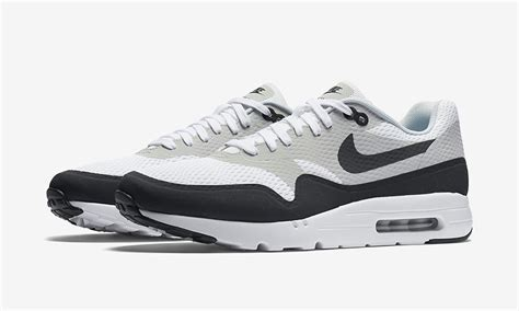 Termurah Nike Airmax Zero Black White Go nike drops the air max 1 ultra essential in black white